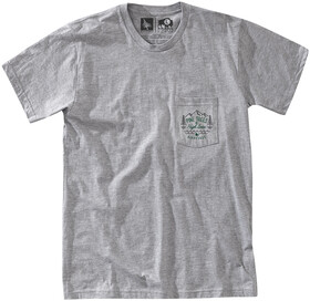 Hippy Tree Southpoint T shirt Heren, white l Online outdoor